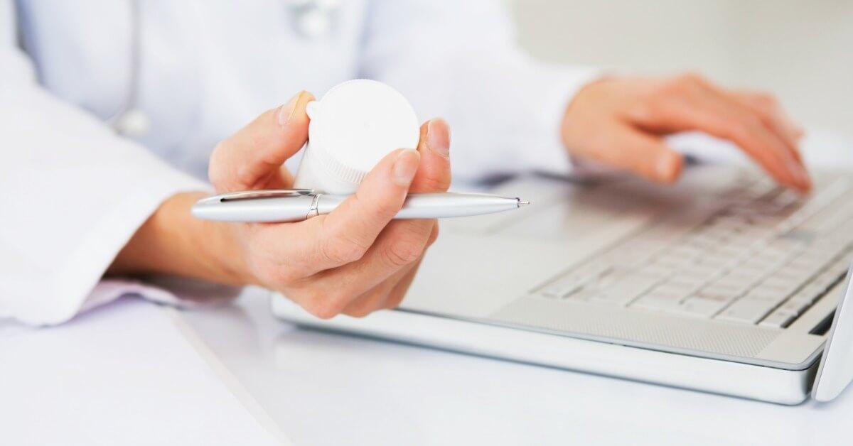 Telemedicine and prescribing