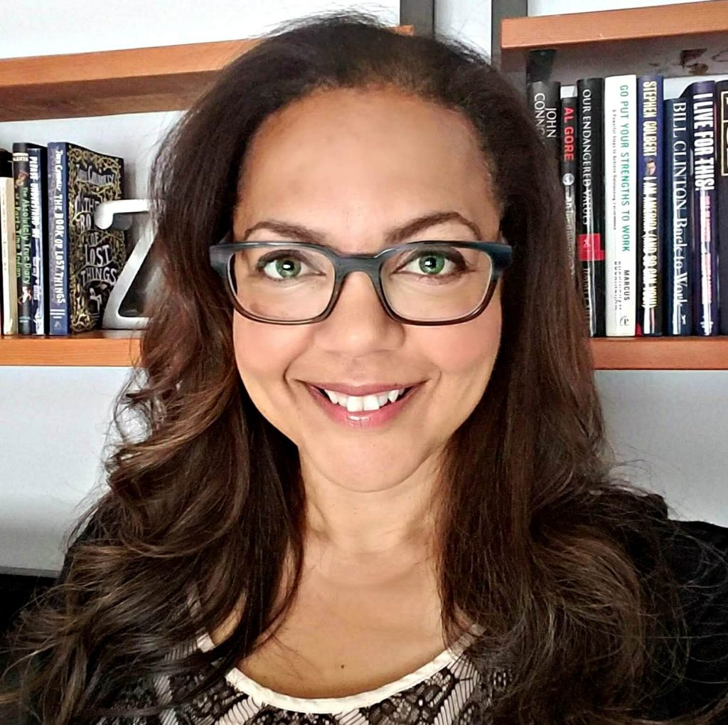 Keisha Smith, Markeing Director, Jackson LLP