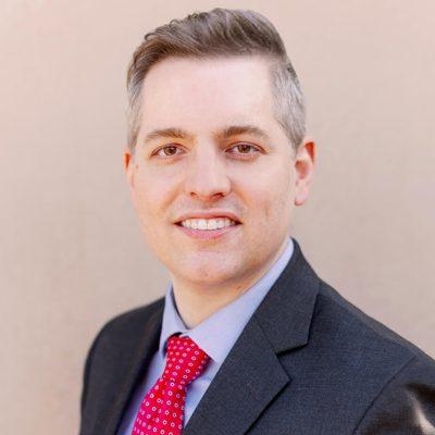 Connor Jackson, Founding Partner, Jackson LLP Healthcare Lawyers