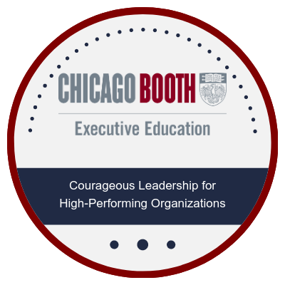 Connor D. Jackson - Chicago Booth Executive Leadership