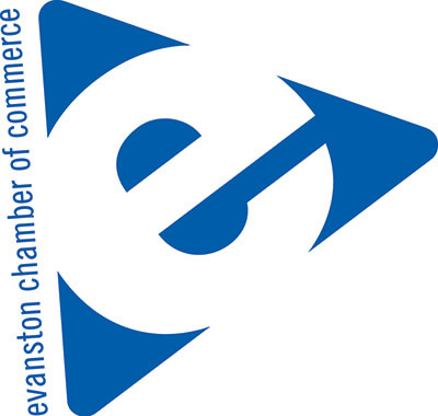 Evanston Chamber of Commerce Logo