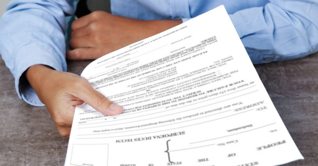 How to respond to subpoenas: tips for medical practices